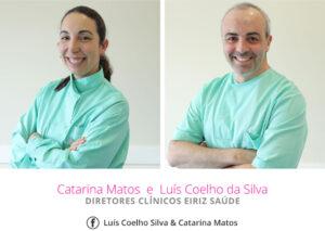 Catarina Matos e Luís Coelho da Silva